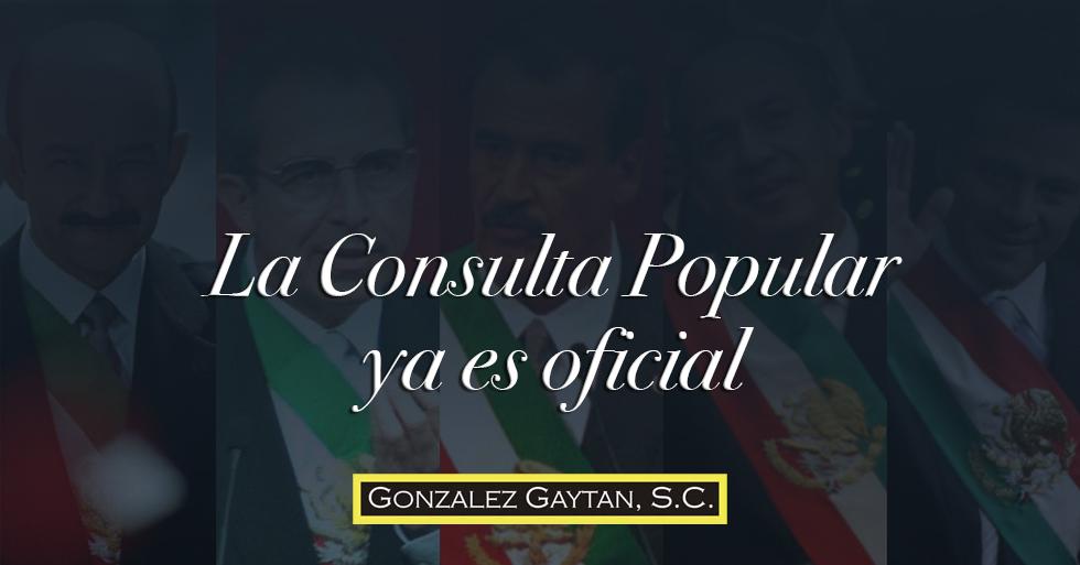 Consulta popular, México